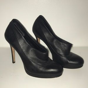 Ann Taylor Ankle Boot with Heel